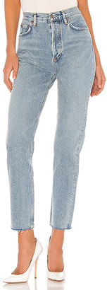 A Gold E Remy High Rise Straight. - size 23 (also