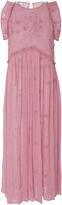 By Ti Mo byTiMo Vintage Lace Midi Dress