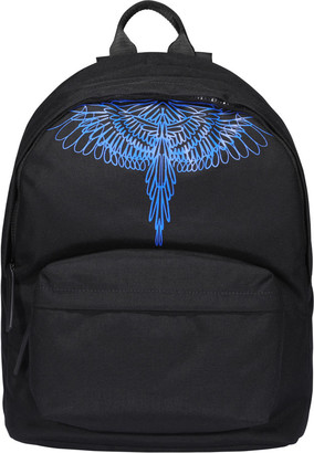 Marcelo Burlon County of Milan Pictorial Wings Backpack