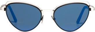 L.G.R Monarch cat-eye frame sunglasses