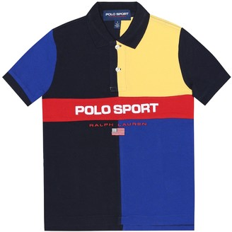 Polo Ralph Lauren Logo cotton polo shirt