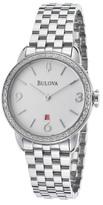 Bulova Women's Winslow Diamond Bracelet Watch - 0.39 ctw