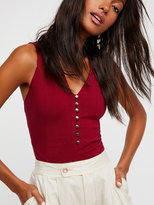 Free People Seams Like These Cami