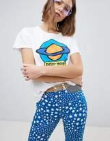 Wrangler X Peter Max Planet T-Shirt