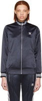 adidas Navy Zip-up Track Jacket