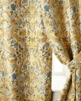 "Horchow Austin Horn Classics Two 52""W x 96""L Manor Curtains"