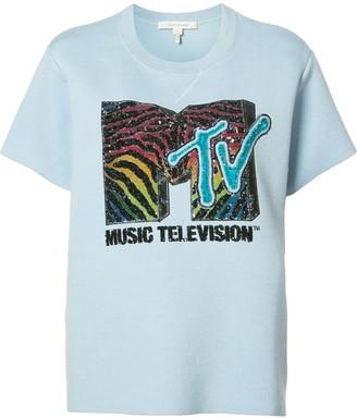 Marc Jacobs MTV branded T-shirt