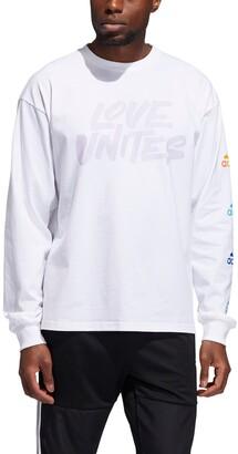 adidas Pride Unites Graphic Sweatshirt
