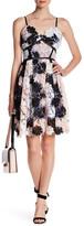 Romeo & Juliet Couture Woven Multi Lace Empire Dress