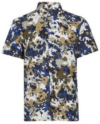A.P.C. Leandre shirt