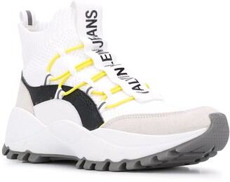 Calvin Klein Jeans High-Top Sneakers