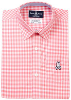 Psycho Bunny Gingham Sport Shirt (Little Boys & Big Boys)