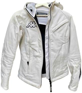 Kappa Ecru Jacket for Women