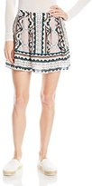 Nanette Lepore Women's Sway with Me Skort