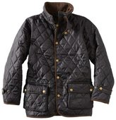Wes And Willy Wes & Willy Quilted Jacket - Black- Small
