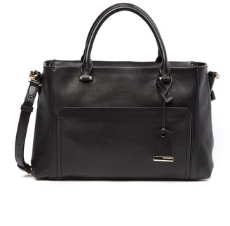 Vince Camuto Lina Leather Satchel