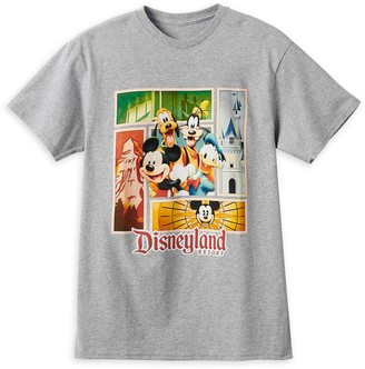Disney Mickey Mouse and Friends T-Shirt for Adults Disneyland