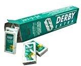 Derby 200 Extra Double Edge Razor Blades