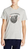 Lucky Brand Men's California Roar Short-Sleeve Crew-Neck Sleep Shirt