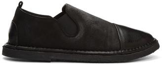 Marsèll Black Parellara Pantofola Loafers