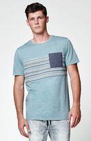 On The Byas Buoy Striped Pocket T-Shirt
