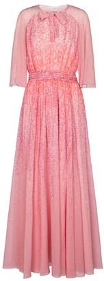 Giambattista Valli Embellished silk gown
