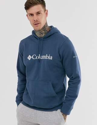 Columbia CSC Basic Logo II hoodie in blue