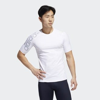 adidas Alphaskin Badge of Sport Tee