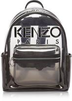 Kenzo Black Transparent Kombo Backpack