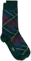 Church's checked socks - men - Spandex/Elastane/Viscose/Cashmere - One Size