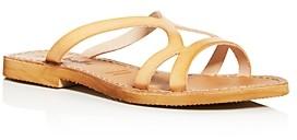 Cocobelle Women's Arcos Cutout Slide Sandals