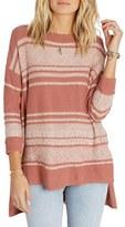 Billabong Women's Tidal Mirage Stripe Knit Top