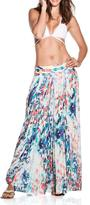 OndadeMar Onda de Mar Waterfall Maxi Skirt