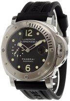 Panerai 'Luminor Submersible Acciaio' analog watch