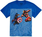 Marvel Short-Sleeve Character Battle Graphic Tee - Boys 8-20