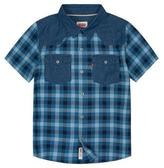 Levi's Kirkwood Plaid Cowboy Shirt