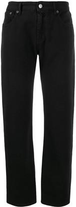 MM6 MAISON MARGIELA Cropped Straight-Leg Jeans