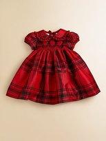 Il Baule D'Elianne Infant's Plaid Party Dress