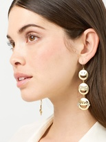 BaubleBar Laughing Emoticharm Drop Earrings