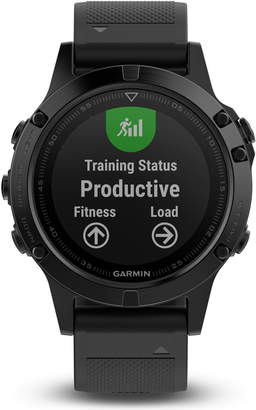 Garmin fenix® 5 Sapphire Premium Multisport GPS Watch, 47mm