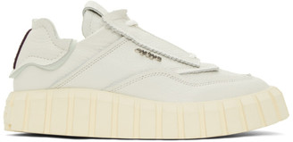 Eytys White Oracle Sneakers