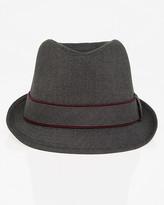 Le Château Tweed Fedora Hat