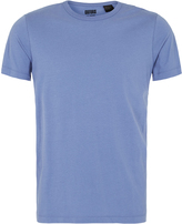 Oxford Cooper Crew Neck Tshirt Blue X