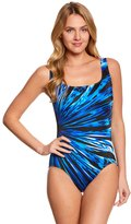 Longitude Sundial UBack Tank One Piece Swimsuit - 8150546