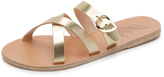 Ancient Greek Sandals Axia Slide Sandals
