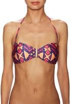Vix Paula Hermanny Capadocia Kate Bandeau Bikini Top