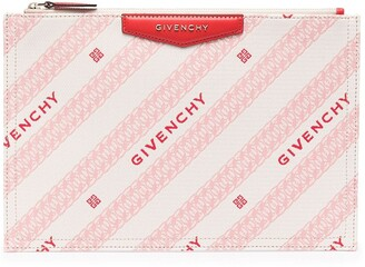 Givenchy Chain-motif clutch