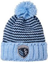 adidas Women's Sporting Kansas City Knit Beanie