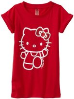 Hello Kitty Girls 2-6X Toddler T-Shirt Dress