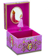 Disney Aurora Musical Jewelry Box